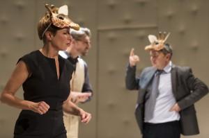 'Die Wunderuebung', Theater an der Effingerstrasse